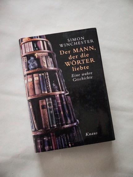 Simon Winchester - Der Mann, der die Wörter liebte