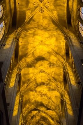 Kathedrale Notre Dame in Semurs-en-Auxois