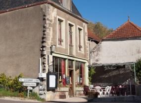 Deftige Speisen gibts in Bussy-le-Grand