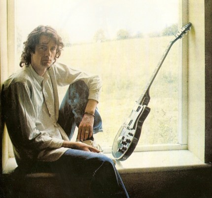 Peter Hammill - Over (1977) Fotografie © Sebastian Keep/Heap