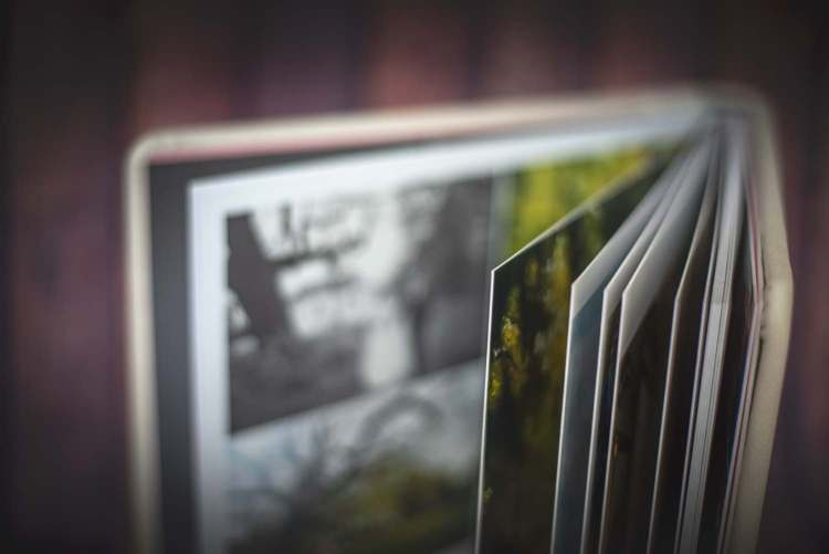 Fotoboek bruidsfotografie