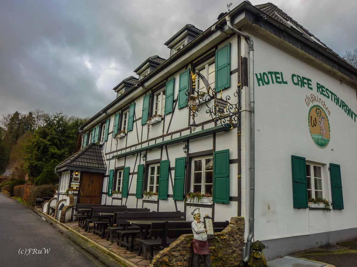 Hotel Cafe Restaurant Wißkirchen