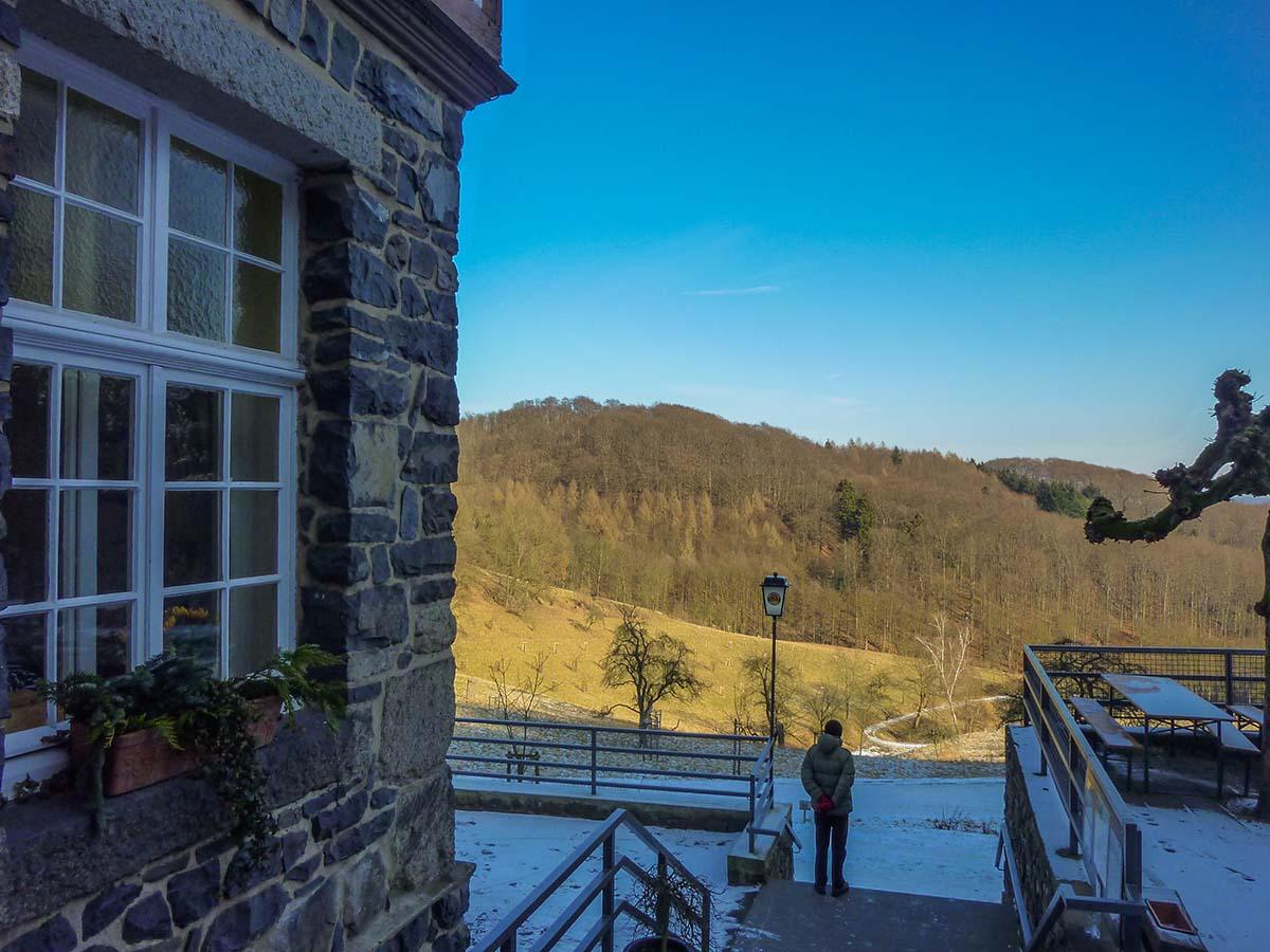 Gaststätte im Siebengebirge