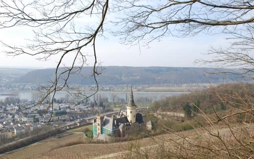 Siebengebirge und Rheinsteig wandern