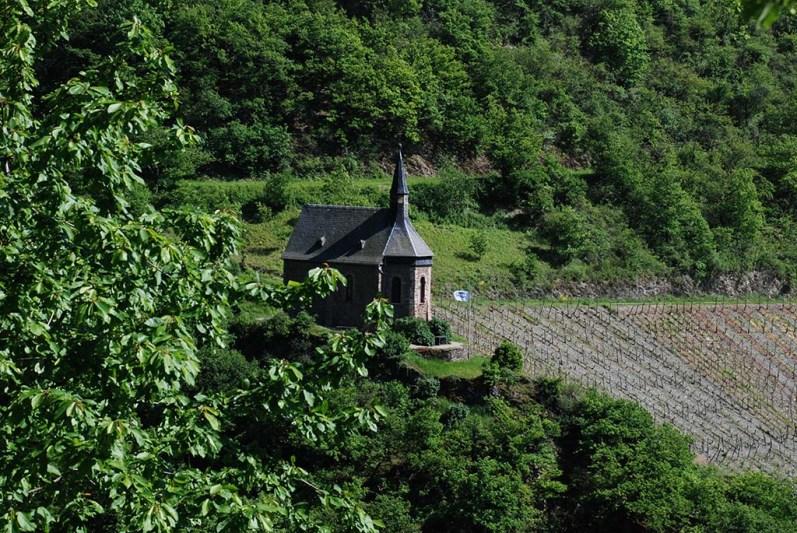Rheinsteig - Etappe Kaub - Lorch