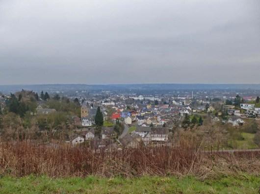 Blick auf Tal