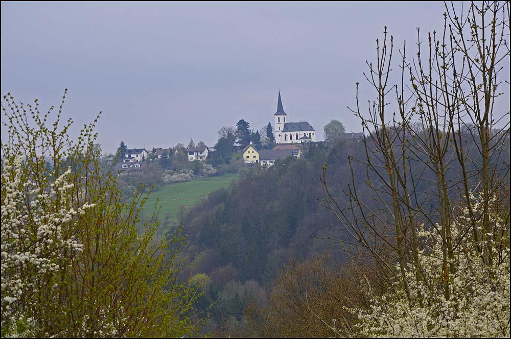 Eschweiler Tal und Bruder Klaus Kapelle