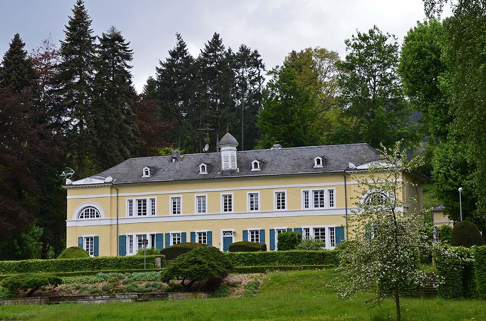 Das Drachenhaus - Der Eifelsteig zwischen Kordel und Trier