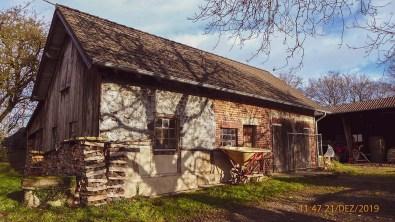 Bauernhaus im Bergischen Land