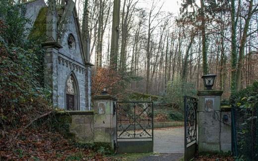 Siebengebirge - Kloster Heisterbach