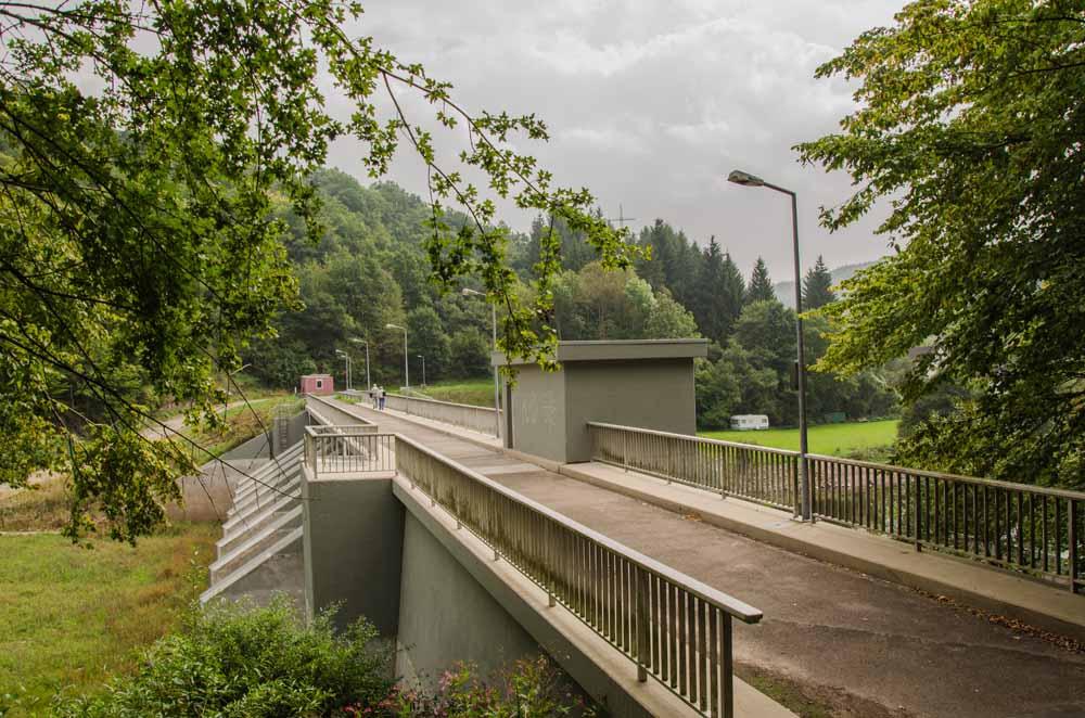 Traumschleife Rund um die Kama Brücke