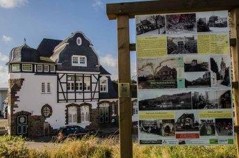 Alter Bahnhof von Lindlar