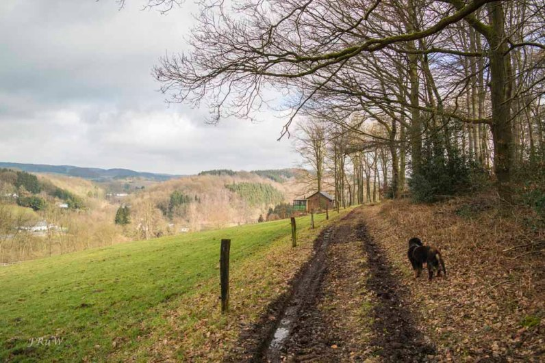 Wege rund um das Freilichtmuseum Lindlar