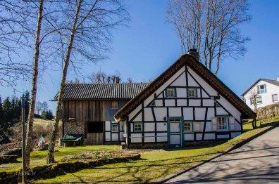 Monschau - Höfen - Rur - Perlenbachtalsperre_0771