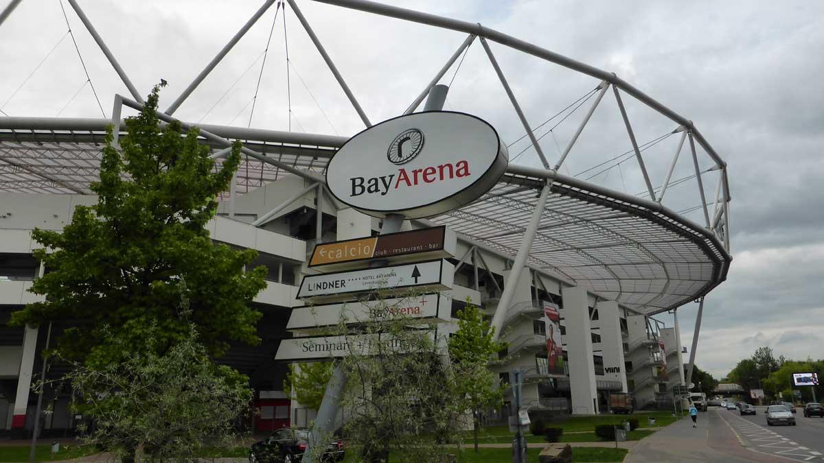 Bay Arena - Perlen im Bergischen