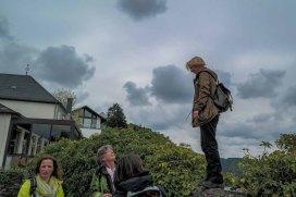 Bilder zur 24 Stunden Bloggerwanderung an der Mosel 2015