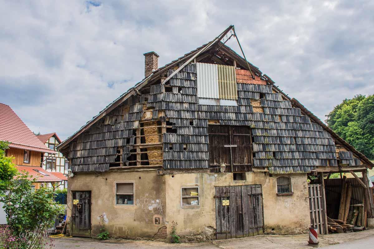 Sehr altes Haus