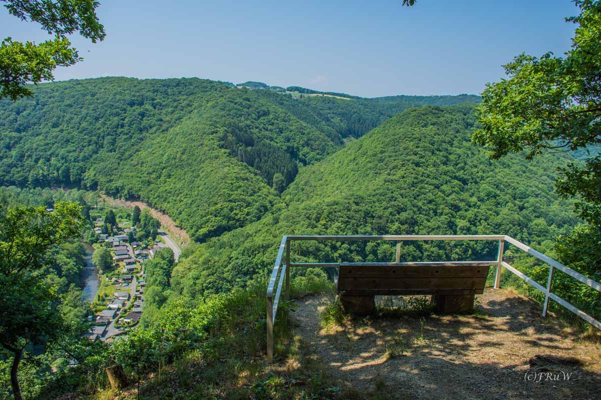 Westerwald zum Wandern
