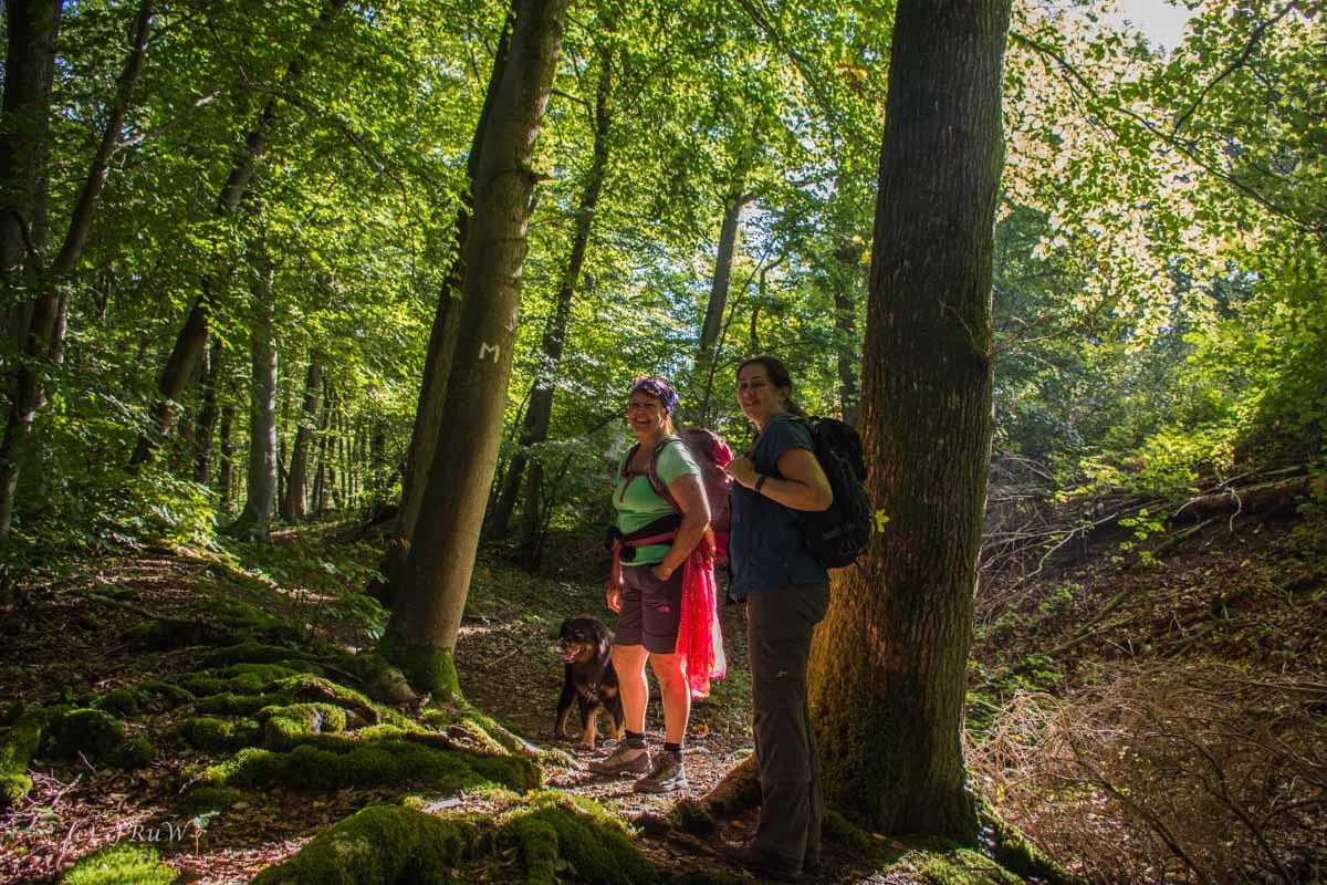 Moselsteig Ürzig - Traben-Trarbach mit Mädels on tour