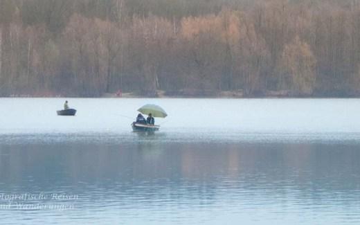 Wanderblog Höhenfelder See - Zwischen Wildschweinen und Seenlandschaft