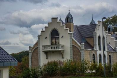 Markante Architektur Am Hostertberg