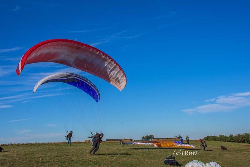 Paraglider Lasserg