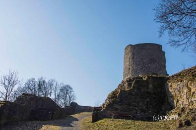 Burgruine Windeck und Pulvermühlen