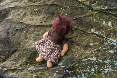 Wanderomi von Rivkah Puppen