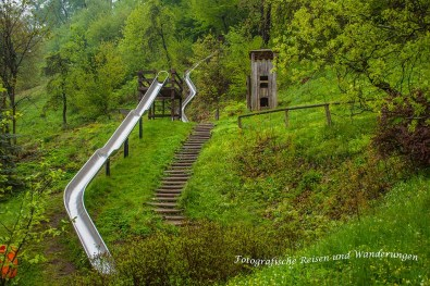 Kurpark und Spielplatz in Stecklenberg