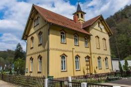 ehemaliges Schulhaus in Treseburg