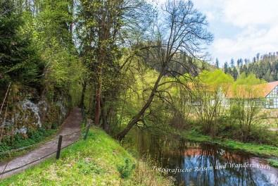 Hexenstieg Richtung Altenbrak