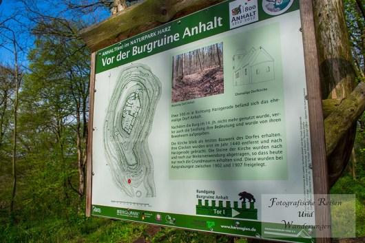 Geschichte vom Dorf Anhalt