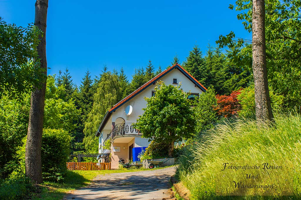 Naturdenkmal Sechs Eichen Ferienwohnung Am Raßberg