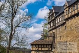 Außenansicht Burg Falkenstein