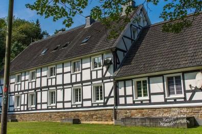 Das Kirchdorf Olpe