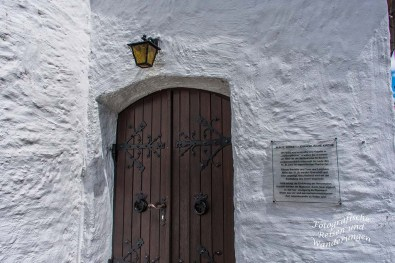 Kirchentüre Lieberhausen