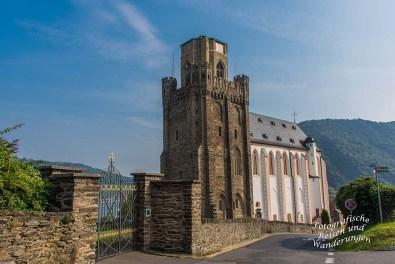 St. Martinskirche mit besonderem Glockenturn