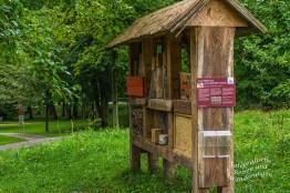 Insektenhotel - Arminiuspark Landesgartenschau 2017 Bad Lippspringe