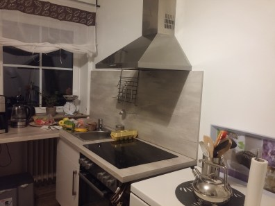 Die Küche ein Traum