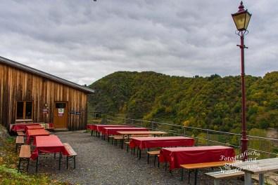 Weinterrasse an der Saffenburg