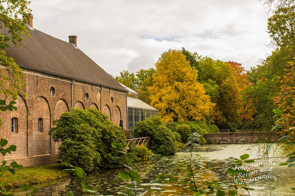 Wassergraben Wijmarse Watermolen