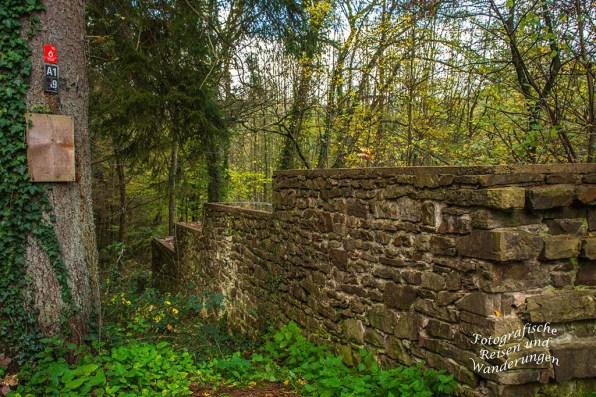 An der Klostermauer zu Altenberg