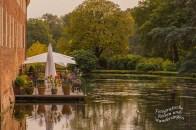 """Wasserpavillion"""" gebaut durch den Fürsten Carl Philip zu Salm-Salm"""