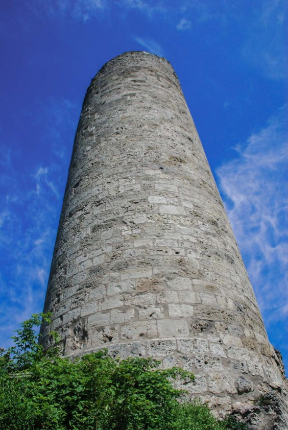 Burgruine Brandenburg - Turm