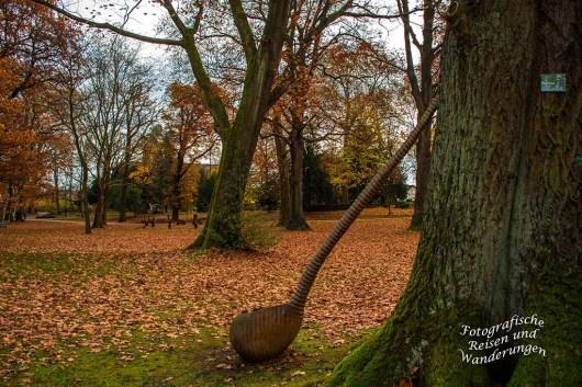 RiesenLöffel aus Holz