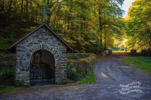Kapelle am Rande von Veldenz