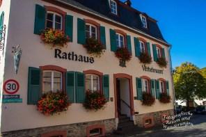 Rathaus und Verkehrsamt Veldenz