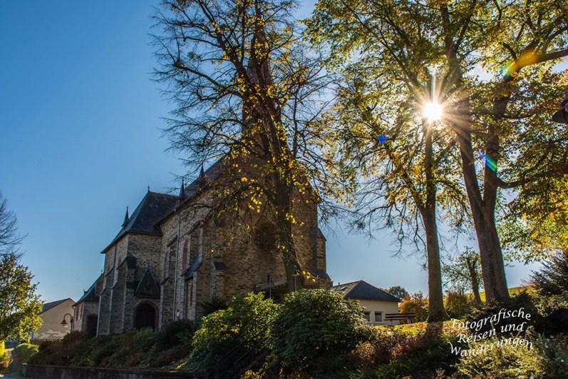 Kirche in Hunolstein(Morbach)