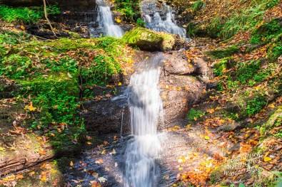 Wasserfall in der Hölzbachschlucht