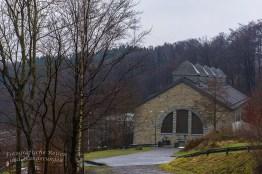Das Wasserwerk Herbringhausen an der Herbringhauser Talsperre